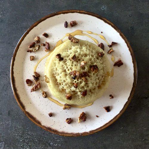 Crêpes mille trous - Recette Cuisine en Équilibre
