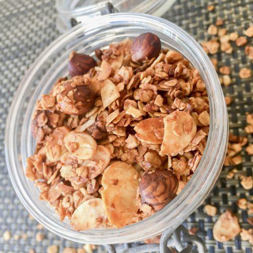 Granola tout choco - Recette Cuisine en Équilibre